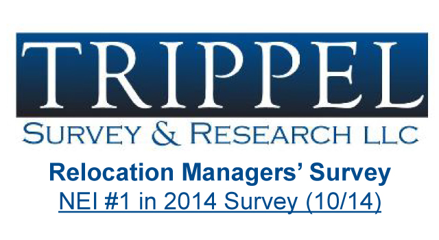 Trippel 2014 Relocation Manager's Survey