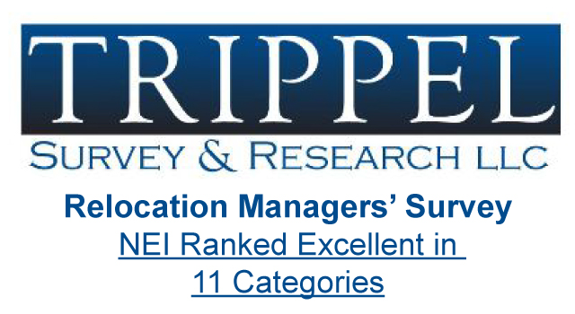 Trippel NEI Ranked excellent in 11 categories