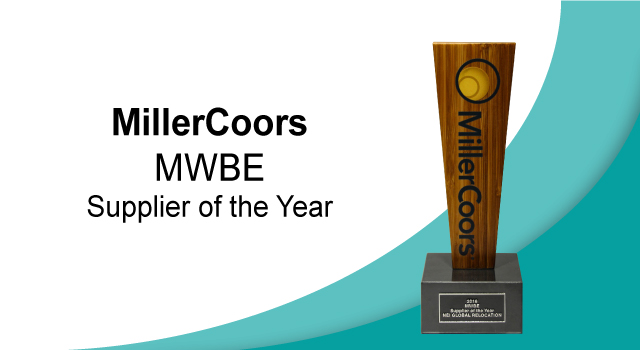 Miller Coors Best Supplier