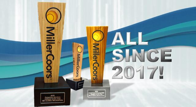 Miller Coors Best Supplier