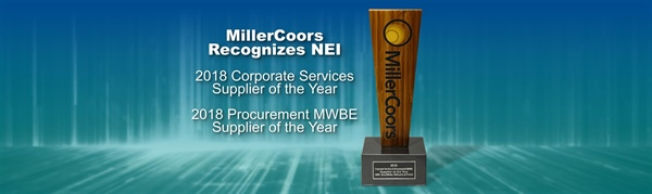 MillerCoors Recognizes NEI