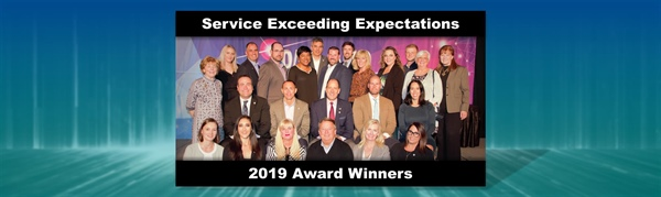 NEI Service Exceeding Expectations Awards Presented at Annual Summit