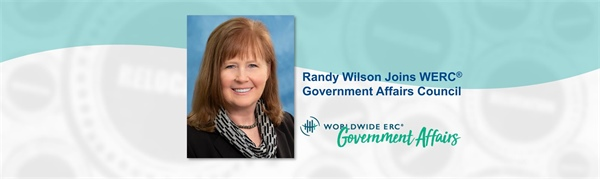 Randy Wilson Joins Worldwide ERC Government Affairs Council