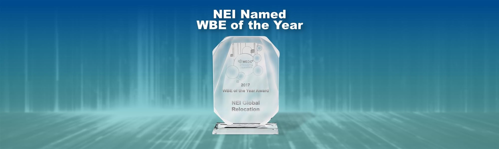 NEI Global Relocation Named WBE of the Year