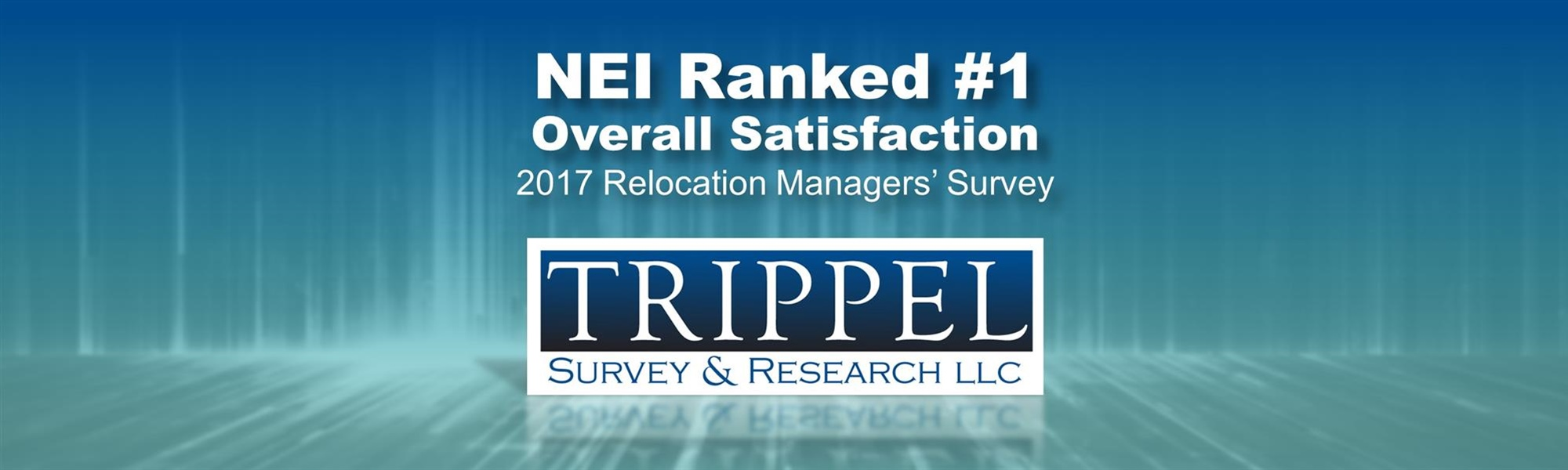 NEI Ranked #1 Overall Satisfaction