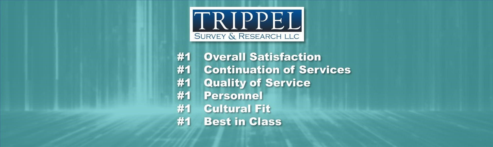 NEI #1 in Overall Satisfaction and Best in Class in Trippel Relocation Managers' Survey